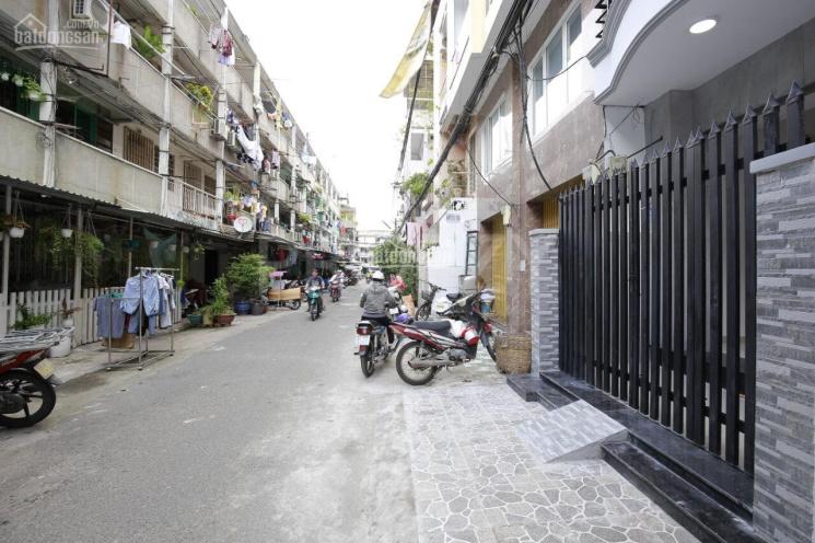 Nhà HXH Nguyễn Thiện Thuật, Q3, 3.13 x 14.1m, 4 tầng, giá 10 tỷ ảnh 0