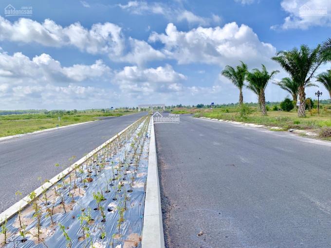 Mega 2 đất mặt tiền 25C kết nối sân bay, TTHC Nhơn Trạch, có tất cả vị trí đẹp giá hợp lý ảnh 0
