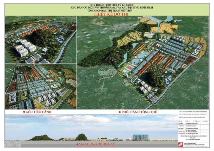 Chính thức mở bán dự án đất nền khu dân cư Bắc Phú Thứ - thị xã Kinh Môn. LH: 0913058012 ảnh 0