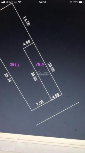 80m2 - 800 triệu trục chính Ấp Bắc Thượng - Quang Tiến đường rộng 6m. Lh: 0388 811 362 ảnh 0