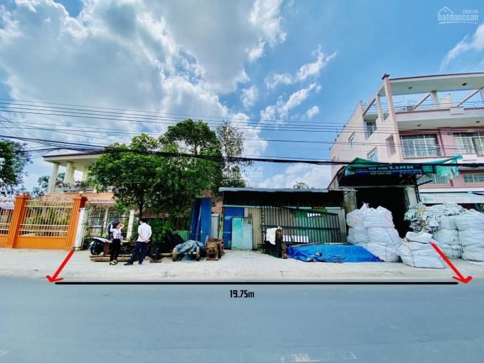 Bán gấp nhà 1,280m2 thổ cư 100% mặt tiền đường phường Bình Khánh, An Giang ảnh 0