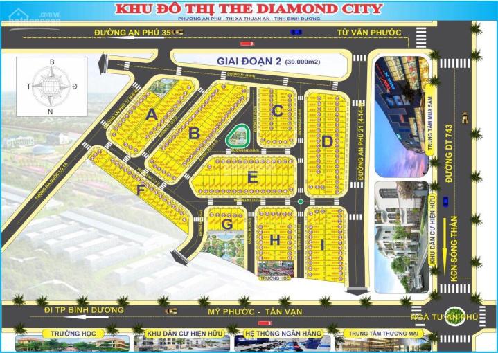 Bán lô đất KDC An Phú - Lộc An ngay đường An Phú 17 - 35. Giá 1 tỷ 780 triệu/68m2, SHR ảnh 0