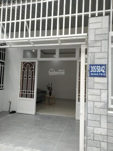 Bán nhà khu 8 Phú Hòa hẻm 305 thông sang hẻm trúc Xanh, gần công viên, giá chỉ 2 tỷ 450 ảnh 0