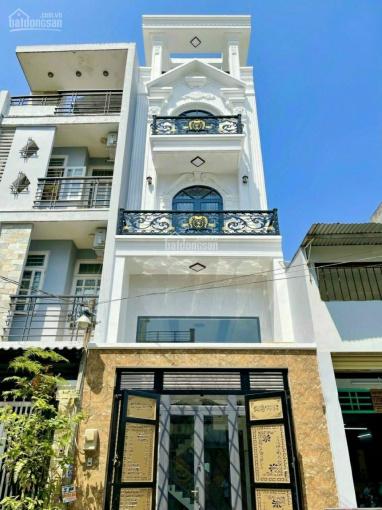 Chủ nhà cần bán căn MT đường liên Khu 5 - 6, Bình Hưng Hòa B - Bình Tân, 4,2m x 20m nhà 4 lầu ảnh 0