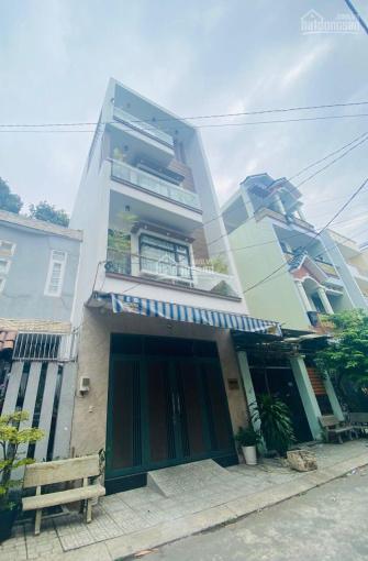 Nhà HXH 1 trệt, 4 lầu SD 264m2 đường Huỳnh Văn Nghệ, Phường 12, Quận Gò Vấp, TP HCM ảnh 0