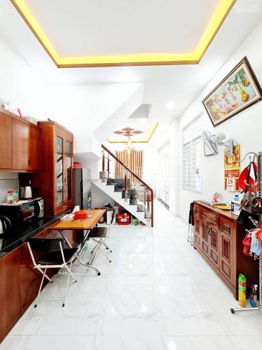 Nhà 3 mặt tiền thoáng mát, HXH Huỳnh Tấn Phát, P. Bình Thuận Q7, 3 lầu 48m2 giá 4,9 tỷ ảnh 0