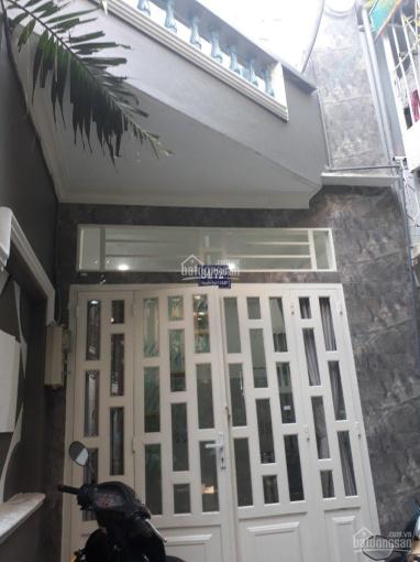 Bán nhà hẻm sổ riêng đường Nguyễn Duy Bình Thạnh ảnh 0