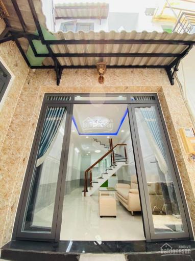 Nhà 3.2x9,5m - 1 lầu 2PN 2WC - hẻm 2129 Huỳnh Tấn Phát giá 1,4 tỷ TL ảnh 0