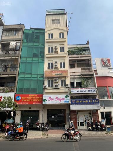 Bán nhà mặt tiền Trần Quang Khải, Quận 1, DT: 4,3x17m - 2 lầu giá 25 tỷ chính chủ 0909441302 ảnh 0
