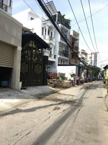 Nhà góc 2 mặt tiền kinh doanh đường 48, Hiệp Bình Chánh - Phạm Văn Đồng, DT 125m2 (5,5*21m) 65tr/m2 ảnh 0