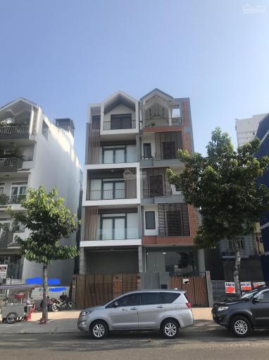 Bán gấp nhà phố KDC Him Lam phường Tân Hưng, Q7, nhà đẹp có thang máy. Liên hệ: 0934080888 ảnh 0