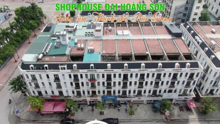Bán nhà phố shophouse Đại Hoàng Sơn, thành phố Bắc Giang, tiềm năng tăng giá khi Vingroup về đầu tư ảnh 0