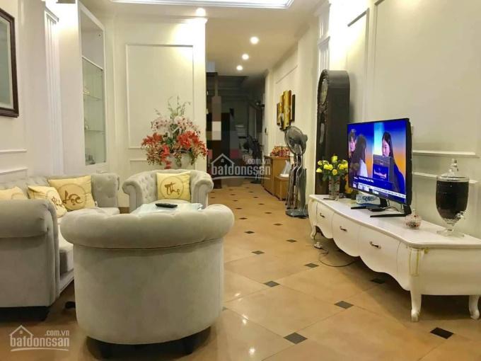 Siêu phẩm, Nguyễn Khánh Toàn, Cầu Giấy, ô tô tránh, gara 7 chỗ, thang máy. Giá 12.7 tỷ ảnh 0