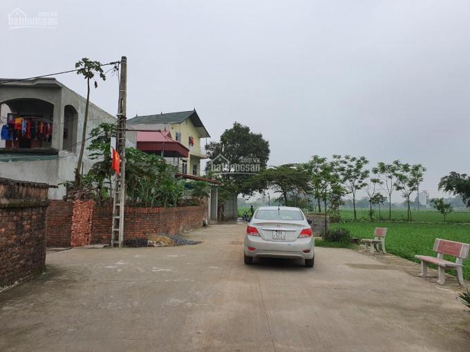 Chính chủ bán đất xã Quang Tiến dt 50m2 - 100m2 giáp khu trung tâm đô thị vệ tinh ảnh 0