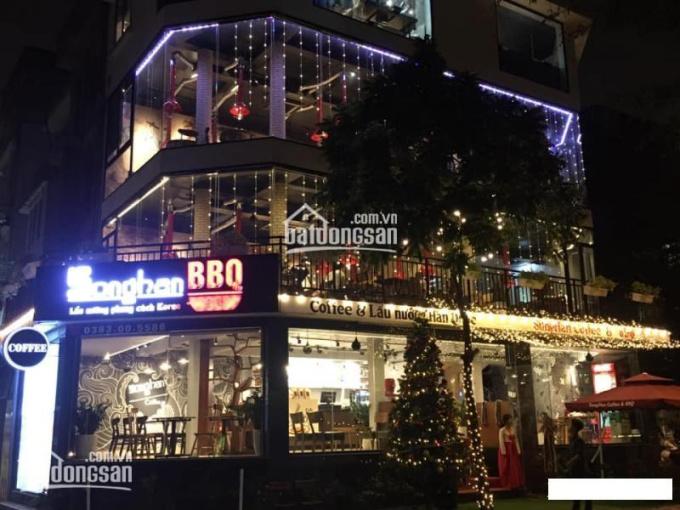 Bán nhà mặt phố Trần Thái Tông 139m2, mặt tiền 12m, giá siêu tốt 45 tỷ ảnh 0
