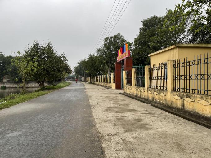 Chính chủ bán đất Nga Thắng 187.5m2/ lô 485tr/lô ngay trường học c2 Nga Thắng, Nga Sơn, Thanh Hoá ảnh 0