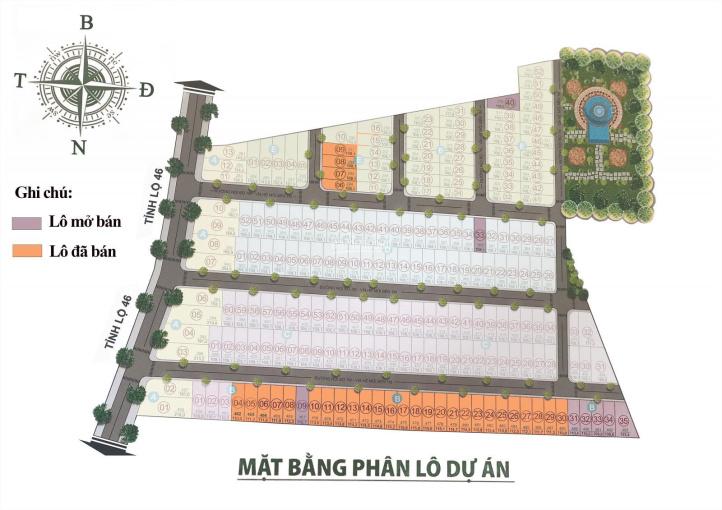 Chính chủ cần bán gấp 8 nền đất tại Thung Lũng Xanh Phú Quốc, đường 7m + VH 1m, MT 6m, DT 108-153m2 ảnh 0