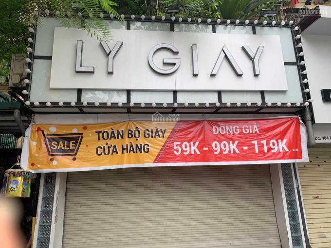 Cho thuê cửa hàng mặt phố Phạm Ngọc Thạch, kinh doanh thời trang chân dãy tập thể cũ ảnh 0