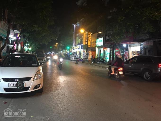 Bán nhà mặt phố lô góc Phan Văn Trường - Cầu Giấy MT 10m, DT 80m2, rao 30.8 tỷ, kinh doanh sầm uất ảnh 0
