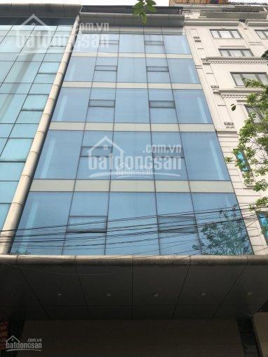Cho thuê nhà phố Trương Định Hoàng Mai DT 100 m2, 5 tầng, MT 5,5m thông sàn thang máy giá 85tr ảnh 0