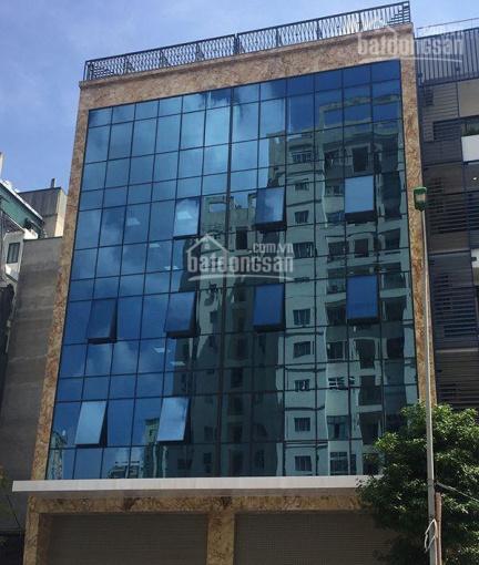 Bán gấp tòa văn phòng MP phường Dịch Vọng Hậu, Cầu Giấy. DT 135m2, 8T, MT 7,8m kinh doanh sầm uất ảnh 0