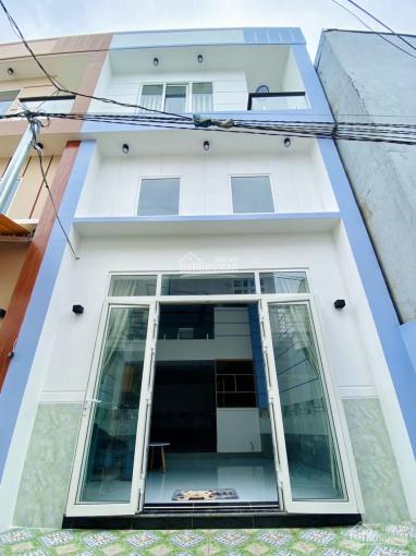 Bán nhà 2 tầng hẻm nhánh Bờ Kè Mạc Thiên Tích, 2PN, Chánh Tây, 4,6x9, lộ 3m ảnh 0