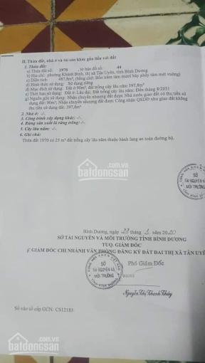 Cần bán xưởng đang cho thuê tháng 15tr, gần cầu Khánh Vân, Khánh Bình - Tân Uyên ảnh 0