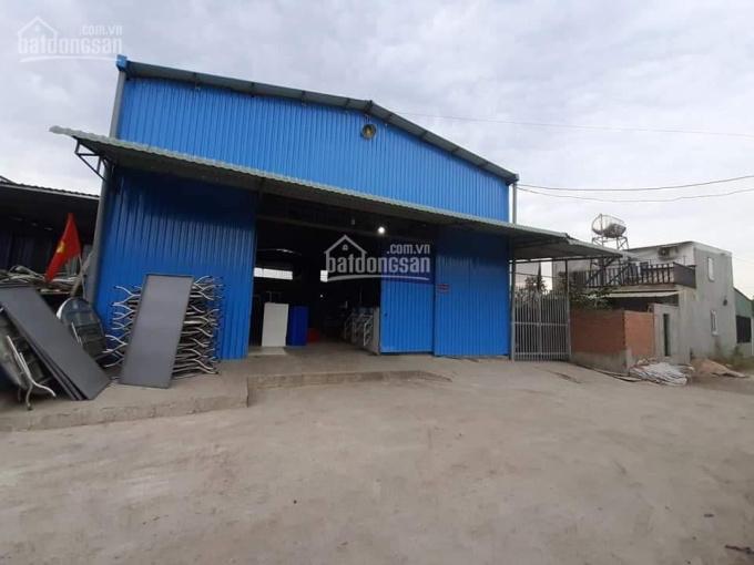 Xưởng cần bán, đang cho thuê tháng 15tr, điện 2 pha. Khánh Bình, Tân Uyên ảnh 0