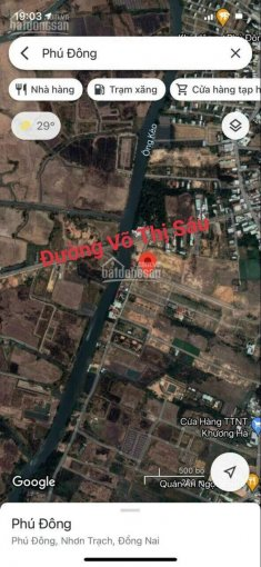 Tôi cần bán gấp lô đất tại xã Phú Đông, huyện Nhơn Trạch, tỉnh Đồng Nai, cách phà Cát Lái 4km ảnh 0