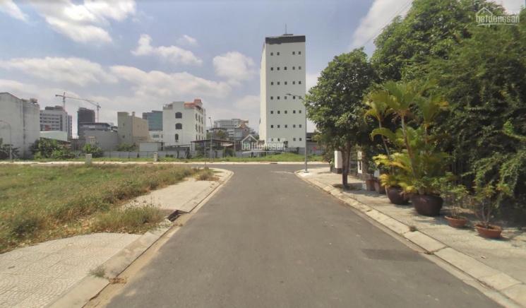 Sang gấp lô đất 120m2 đường Lê Văn Lương, Quận 7, sau TTTM SC Vivo, đường 12m, sổ hồng ảnh 0