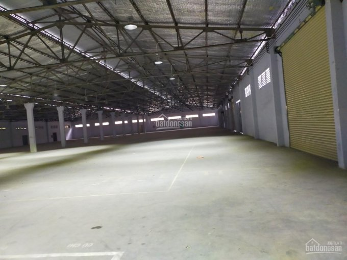 Cho thuê kho/xưởng 3000m2 kho/5000m2 KV HL2 Bình Tân, container vào ok, có PCCC, mái cao 10m ảnh 0
