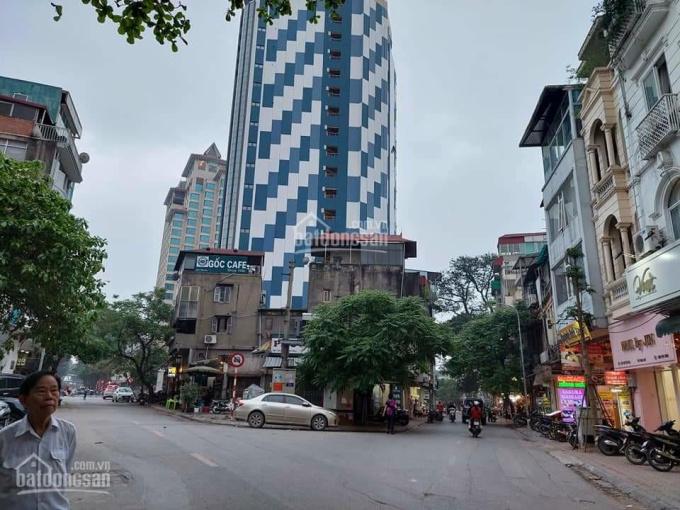 Bán nhà mặt phố Yên Phụ, 2 mặt thoáng, nằm giữa ngã ba vị trí đẹp ngay Hồ Tây ảnh 0