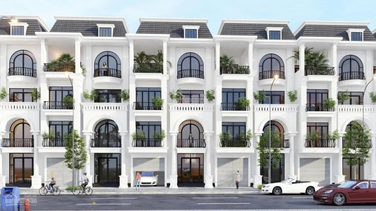 Mở bán 41 căn biệt thự sang trọng ngay ủy ban quận Tân Phú, DTSD 485m2. LH: 0909.880.552 ảnh 0