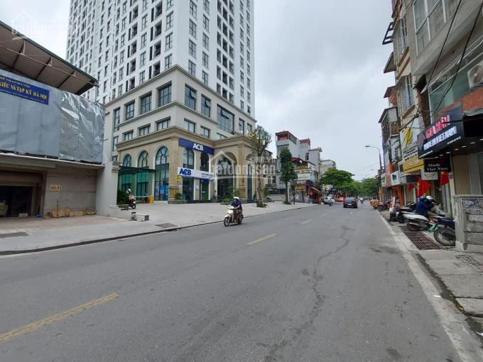 Mặt phố Thái Thịnh, vỉa hè, đoạn đẹp nhất, kinh doanh đỉnh, 7.4 tỷ ảnh 0