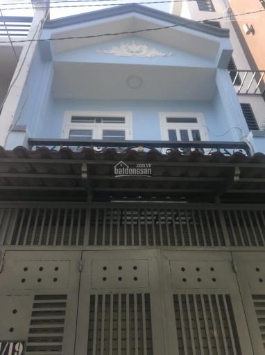 Cho thuê nhà mới HXH Lê Văn Thọ, P. 11, Gò Vấp gần công viên Làng Hoa ảnh 0