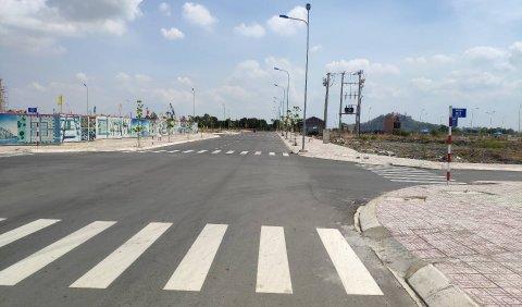 Chính chủ cần bán gấp lô đất thổ cư 100% SHR mặt tiền đường ĐT 769, gần khu TĐC Lộc An - Bình sơn ảnh 0