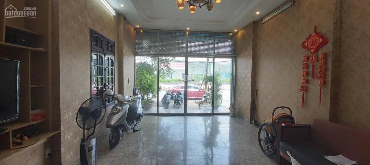 Bán nhà phố Nguyễn Khoái 54m2, 6 tầng, MT 5,5m, giá 10,3 tỷ ảnh 0