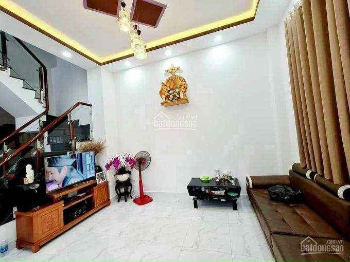 Bán nhà mặt tiền HXH Nguyễn Thị Thập, DT 55m2 giá 4tỷ650 (nhà thật 100% không ảo) ảnh 0