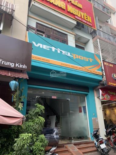 Cần cho thuê nhà mặt phố tại KĐT Linh Đàm, DT 80m2 x 5 tầng, MT 6,5m, có ĐH, NL, tiện KD, giá 30tr ảnh 0