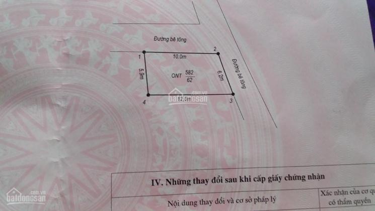 Bán nhà đất sổ hồng riêng khu Trường Hóa, Lâm Thao, Phú Thọ, LH chính chủ 0968211122 ảnh 0