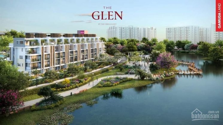Chính chủ bán căn Glen V8.05-Condo Villa dự án Celadon City, 1 hầm, 1 trệt, 4 lầu-gía tốt đầu tư ảnh 0