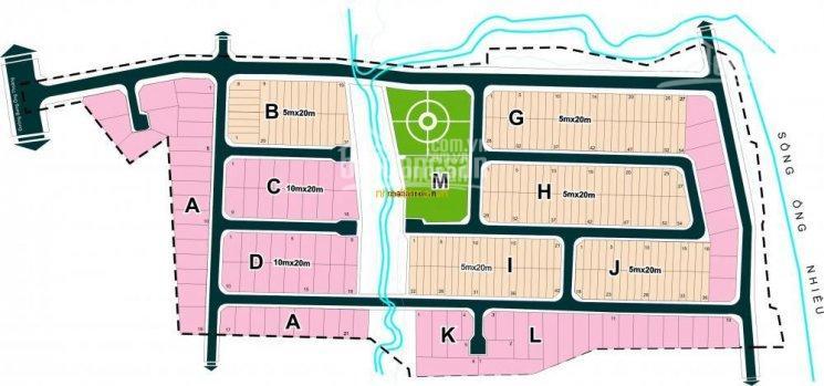 Bán đất nền dự án Đông Dương, phường Phú Hữu, Q9, lô A, DT 350m2, giá 28,5 tr/m2 ảnh 0