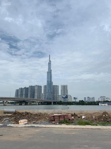 Bán biệt thự view Landmark 81 góc 2 MT đoạn mới Nguyễn Văn Hưởng, TĐ, Q2. DT 11x15m giá 45 tỷ TL ảnh 0
