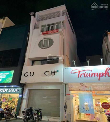 Nhà mặt tiền Phan Văn Trị đối diện Emart - DT 5x25m, 3 lầu - Khu thương hiệu sầm uất ảnh 0