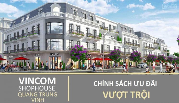 Vincom Shophouse, chung cư Vin TP Vinh - Nghệ An ảnh 0