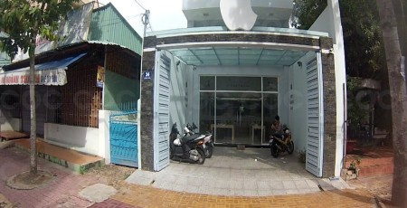 Cho thuê nhà mặt tiền đường Lê Quý Đôn, phường 1, 80m, ngang 4m, 11tr5/th ảnh 0