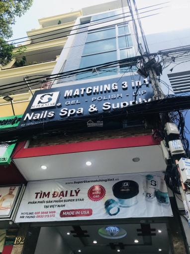 Cho thuê nhà MT Trần Quang Khải hầm 1 trệt 3 lầu 4m1*25m 0932703392 chính chủ - quảng cáo đừng gọi ảnh 0