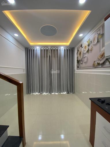 Chính chủ bán gấp nhà mới xây 2/ đường Lê Văn Quới, Q. Bình Tân, 2 lầu, DT 3,5mx7m LH 0985886244 ảnh 0