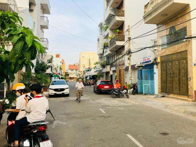 Mặt tiền đường số Cư Xá Ngân Hàng sát Trần Xuân Soạn, Tân Thuận Tây, Quận 7, 4m*20m, 2 tầng ảnh 0