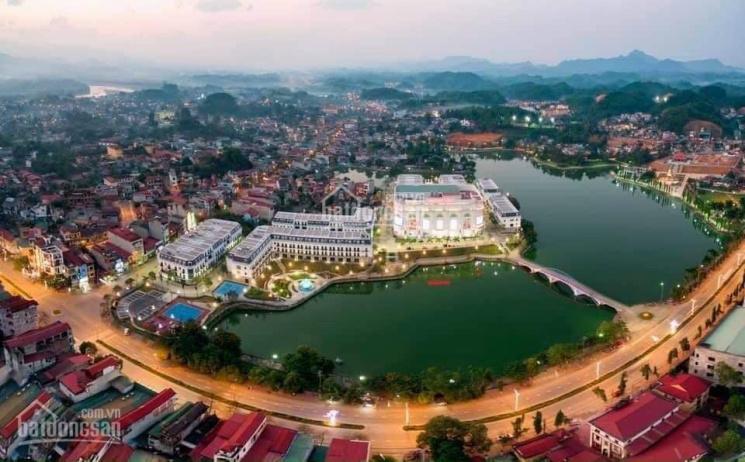 Bán liền kề Vincom Yên Bái trực tiếp CĐT, lô cạnh hồ Yên Hòa, 75m2, MT 6m, sổ lâu dài, LS 0% 3 năm ảnh 0
